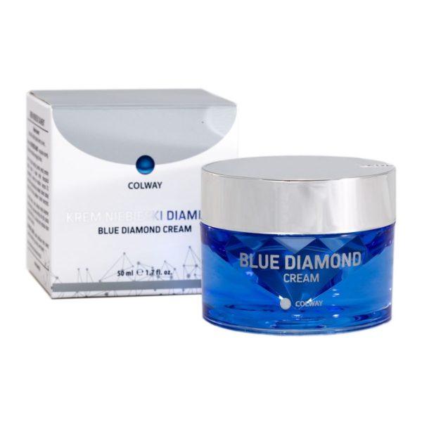Krem Blue Diamond Colway, Kolagenowy krem niebieski diament Colway