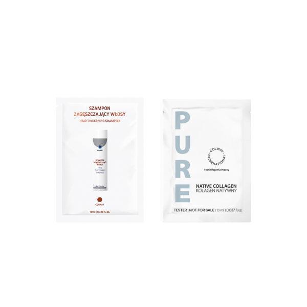 zestaw próbek: kolagen pure
